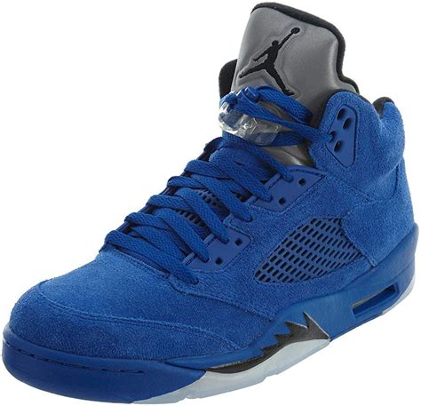 Mens Air 5 Retro Game Basketball Shoe