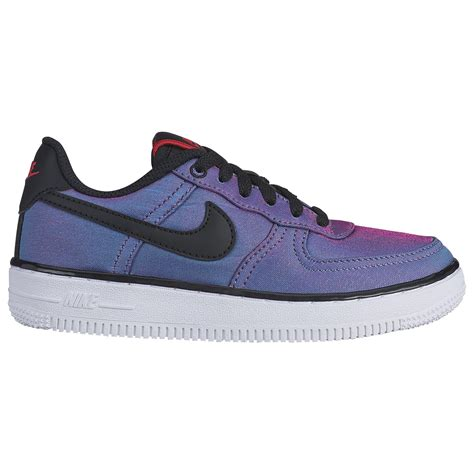 Mens Air Force 1 Low Leather Basketball Shoes