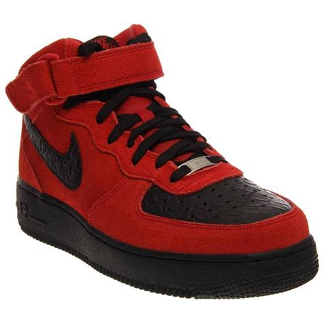 Mens Air Force 1 Mid Basketball Shoes