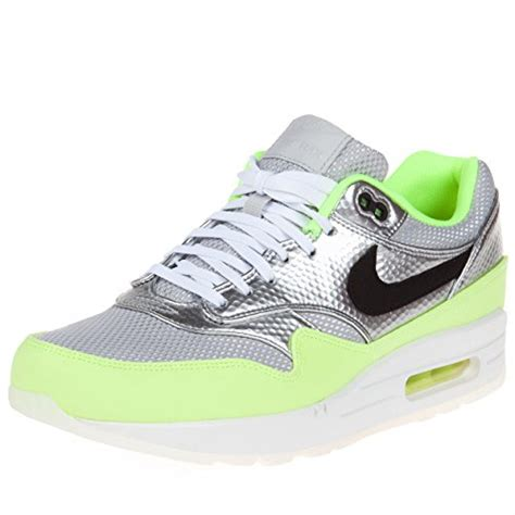 Mens Air Max 1 FB Premium QS 'Mercurial' Leather running-shoes
