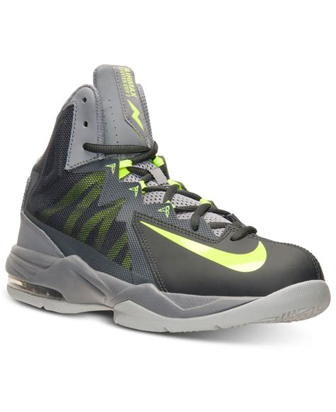 Mens Air Max Stutter Step Basketball Shoes