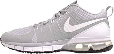 Mens Air Max TR180 Cross Trainer (9.5, Wolf Grey/White-Black)