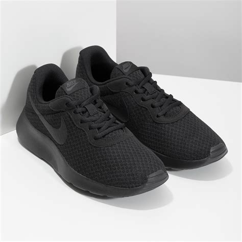 Mens All Black Nike Sneakers