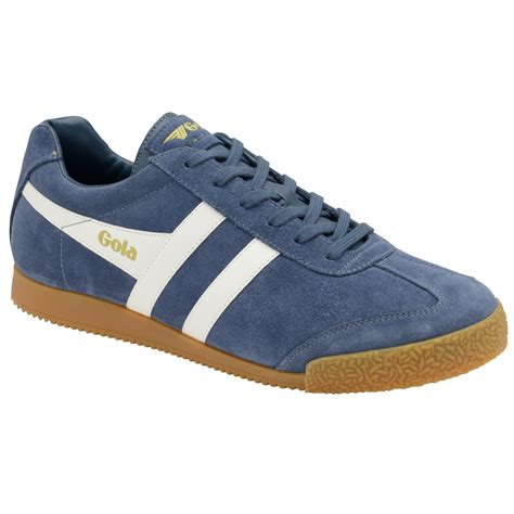 Mens Arise Suede Trainers