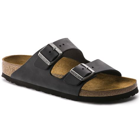 Mens Arizona Nubuck Sandals