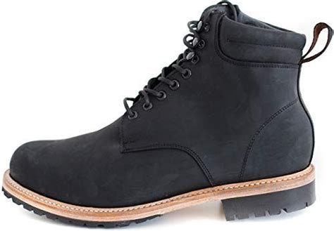 Mens Boots Shiloh - Handmade Leather Boot for Men with Premium Comfort and Durability