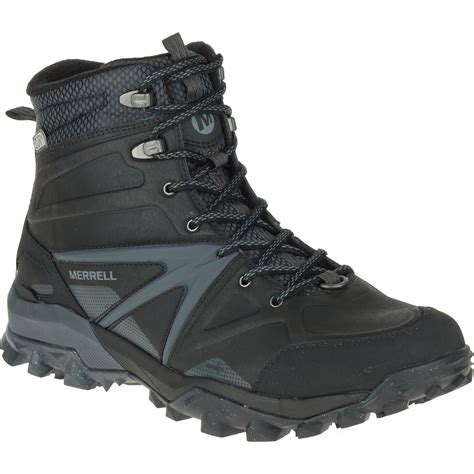 Mens Capra Glacial Ice+ Mid Waterproof