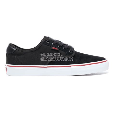 Mens Chima Ferguson Pro Black/White/Chili Pepper