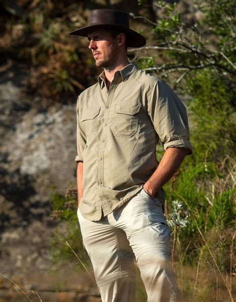Mens Clothes For An African Safari Can Buzz Off!