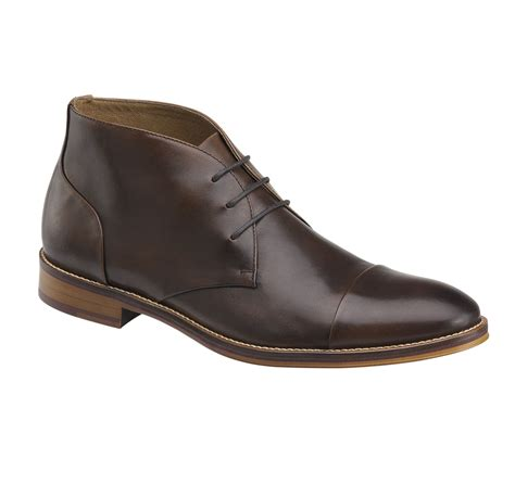 Mens Conard Cap Toe Chukka Boot