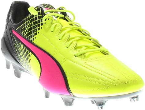 Mens Evospeed SL II Leather Tricks FG Firm Ground Soccer Cleats
