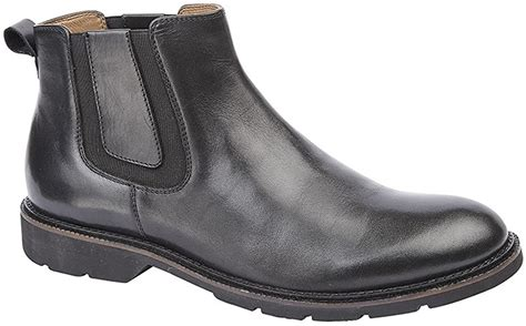 Mens Flexmaster Leather Twin Gusset Ankle Boots