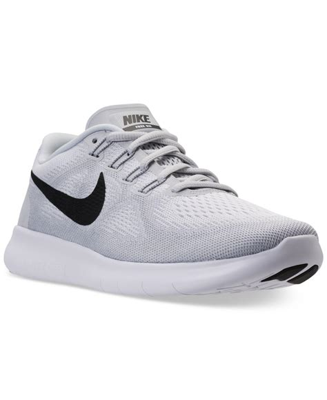 Mens Free Run 2017 Running Sneakers From Finish Line