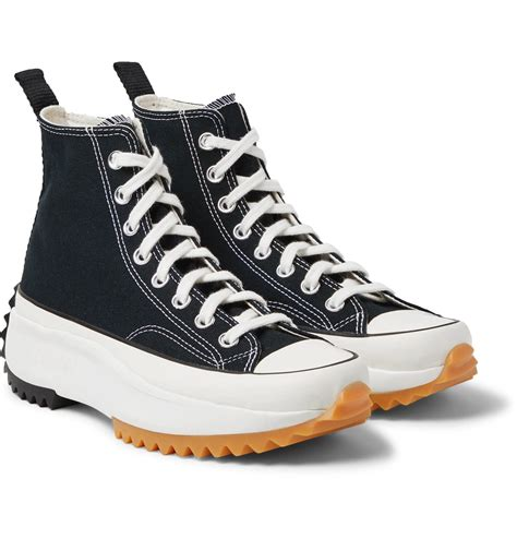 Mens High Top Converse Sneakers