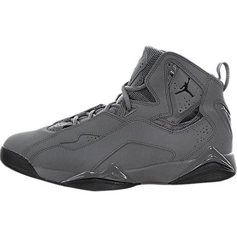 Mens Jordan True Flight Basketball Shoes
