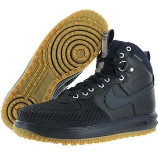 Mens Lunar Force 1 Duckboot Watershield High-Top Fashion Sneakers
