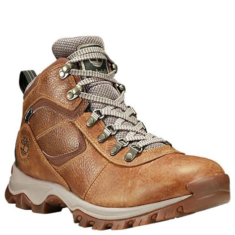 Mens MT. Maddsen Lite Waterproof Hiking Boot, Light Brown, Size 9
