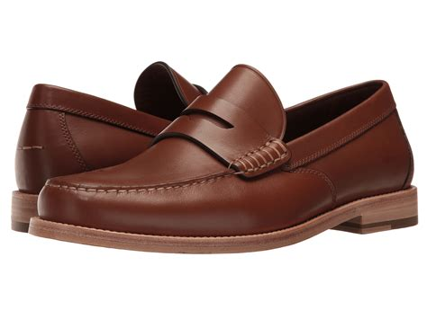 Mens Manhattan Leather Loafer