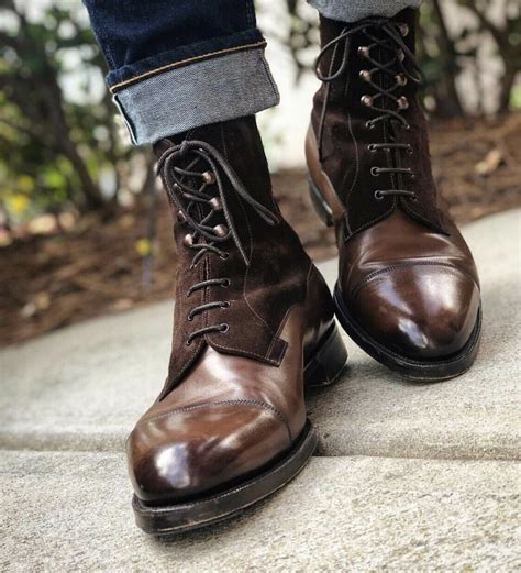 Mens Miller High Lace