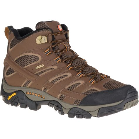 Mens Moab Mid Gore-Tex Walking Boot