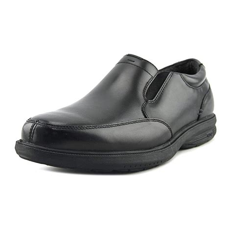 Mens Myles st Leather Closed Toe Slip On Shoes