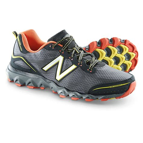 Mens New Balance Trail Running Sneakers