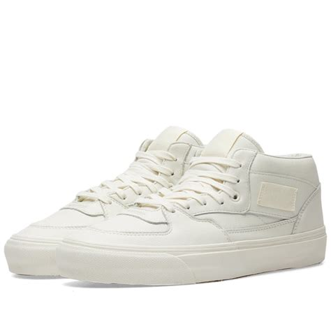 Mens OG Half Cab LX Leather Marshmallow Leather