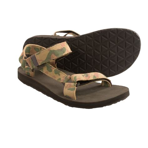 Mens Original Universal Camo Sport Sandal Shoes