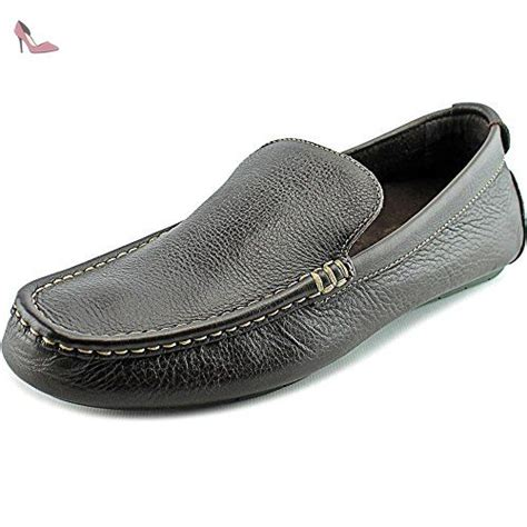 Mens Parker Orthotic Slip On Moc Toe Loafer Shoes