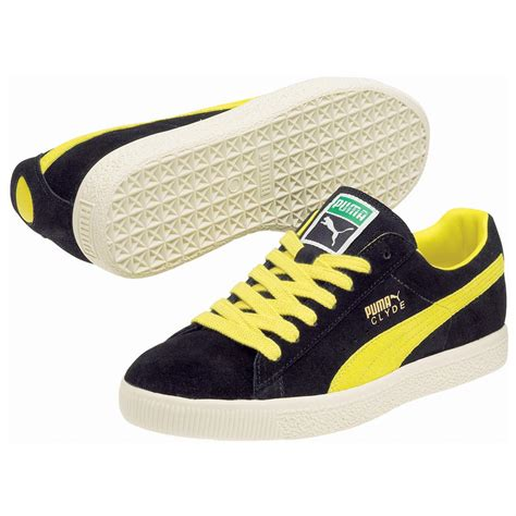 Mens Puma Clyde Sneakers