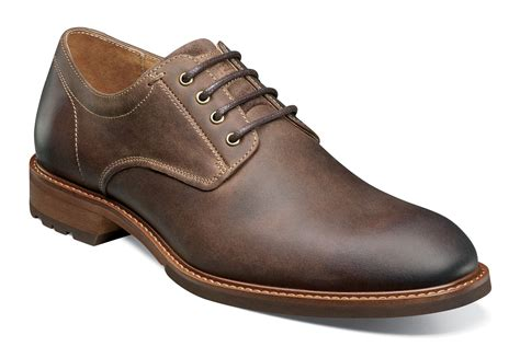 Mens Rally Plain Ox Oxford