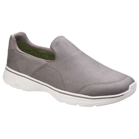 Mens SK54154 Go Walk 4 Remarkable Sports Shoes/Trainers