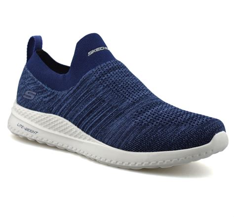 Mens Slip On Skechers Sneakers