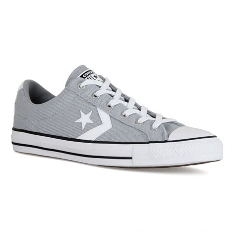 Mens Star Player Ox Leather Trainers