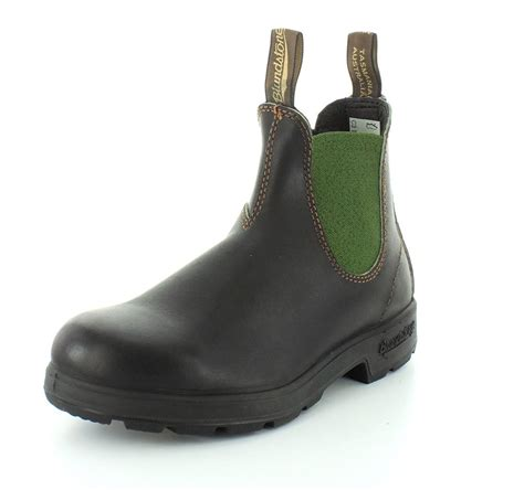 Mens Stout Brown/Olive 500 Series Classic Boot 8.5 UK/ 9.5 (M) US