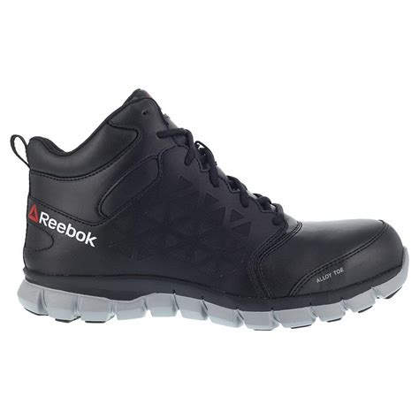 Mens Sublite Cushion Work Mid EH