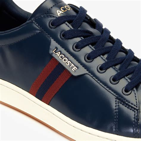 Mens Tony Leather Trainers