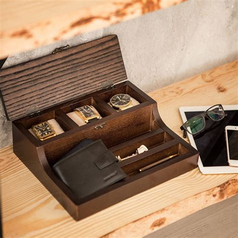 Mens-Wooden-Valet-Box-Plans