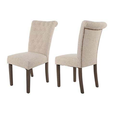Merax Fabric Dining Chairs