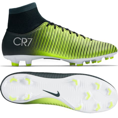 Mercurial Victory VI CR7 DF FG Cleats