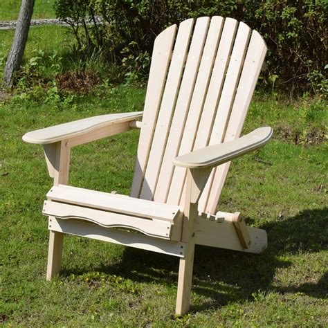 Merry-Products-Foldable-Adirondack-Chair