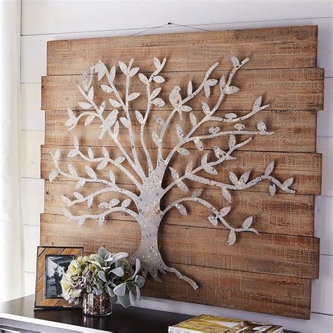 Metal And Wood Scroll Work