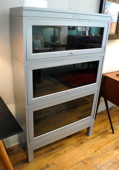 Metal Barrister Cabinet