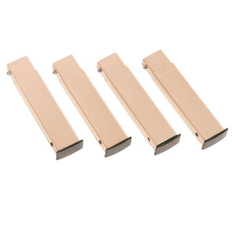 Metal Bunk Bed Leg Extensions