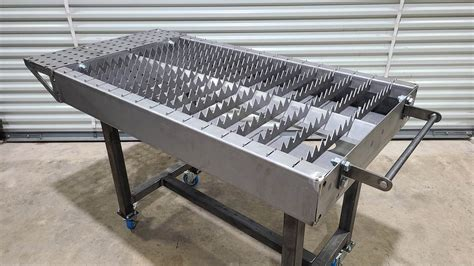 Metal Cutting Table Plans