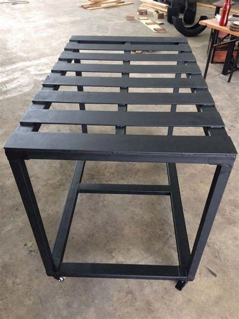Metal Frame Table Diy Ideas