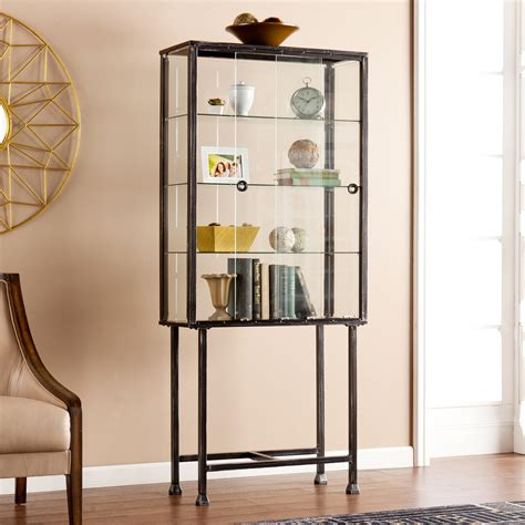 Metal Glass Display Cabinets