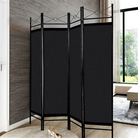 Metal Hinged Room Dividers