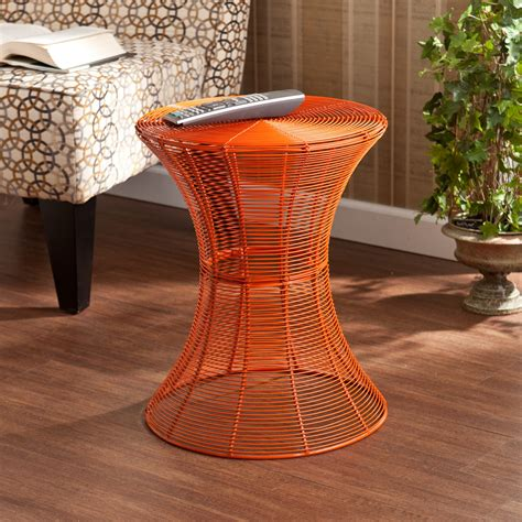 Metal Outdoor Side Tables Decor