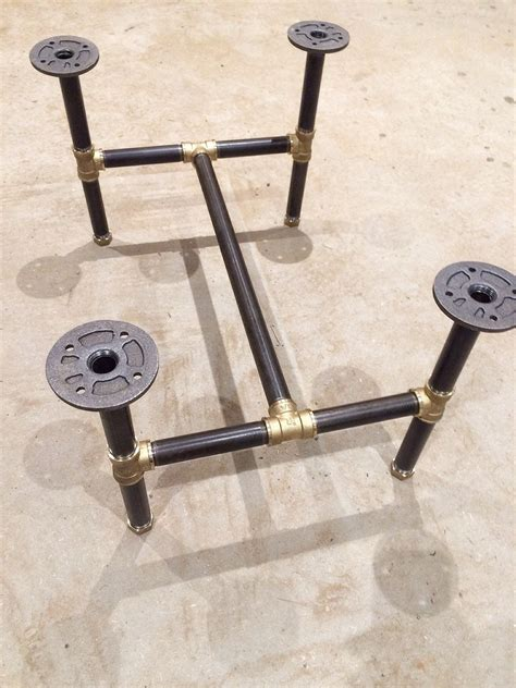 Metal Piping Table Legs